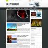 Технологичный шаблон WordPress от NewWpThemes: Technologic