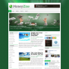 Денежный шаблон для wordpress от Fthemes: MoneyZine