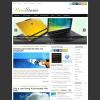 Компьютерный шаблон для wordpress: NewsStorm