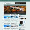 Туристическая тема для wordpress: AuthorShip