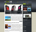 Шаблон для WordPress от NewWpThemes: RunOne