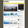 Новостной шаблон wordpress: Salvate
