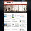 Новостная тема wordpress от Fthemes: Conventy