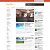 Трехколоночная тема для wordpress: MagWire