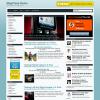 Светлый шаблон для блогов wordpress: Bemore