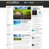 Новостной шаблон wordpress от Fthemes: CoolMax