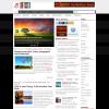 Яркий шаблон wordpress от NewWpThemes: Artista