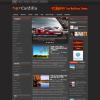 Автомобильная новостная тема wordpress: CarZilla