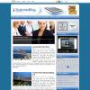 Руссифицированная бизнес тема worpress: BusinessBlog