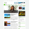 Женская тема wordpress от NewWpThemes: Alias