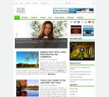 Женская тема wordpress от NewWpThemes: Alias