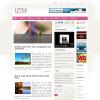 Женская новостная тема wordpress: Letis