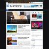Финансовый шаблон для wordpress: iMarketing