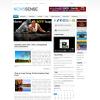 Новостная тема для wordpress: NewsSense