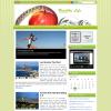 Похудение с шаблоном wordpress: HealthyLife