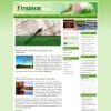Заработок в шаблоне wordpress: iFinance