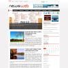 Новости интернета в теме wordpress: NewsWeb