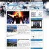 Игровой шаблон для сайтов на wordpress: GamesRoom