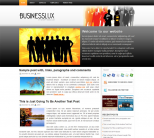 Бизнес-тема для WP от Newwpthemes: BusinessLux