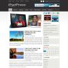 Apple шаблон для wordpress: iPadPress