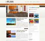 Интерьерная тема для wordpress: Elma