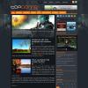 Игровой шаблон wordpress от NewWpThemes: TopGame