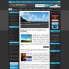 Темный шаблон wordpress от NewWpThemes: Nursena