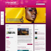 Женская тема wordpress от SMThemes: LadiesJournal