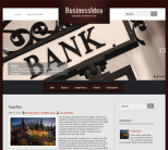 Бизнес шаблон для wordpress: BusinessIdea