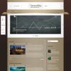 Финансовая тема wordpress: FinanceMag