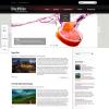Кулинарный шаблон для wordpress: BlackWine