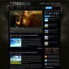 Видео тема для wordpress: VideoZone
