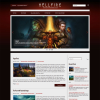 Diablo шаблон для wordpress от SMThemes: HellFire