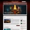 Diablo шаблон для wordpress от SMThemes: HellFire