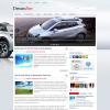 Автомобильная тема wordpress: DreamSuv