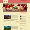 Ресторанный шаблон wordpress: LightCafe