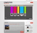 Компьютерный шаблон для wordpress: Computers