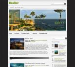 Недвижимость в теме wordpress: Realtor
