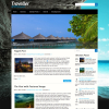 Туристическая тема wordpress: Traveller
