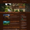 Деревянная тема для wordpress: Woodang